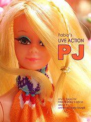 PJ Close Up (fabiopoptrash) Tags: mod barbie pj bestbuy mattel liveaction fabiopoptrash