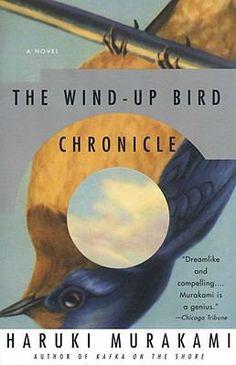 Haruki Murakami - The Wind-Up Bird Chronicle (Mr. Aufziehvogel)