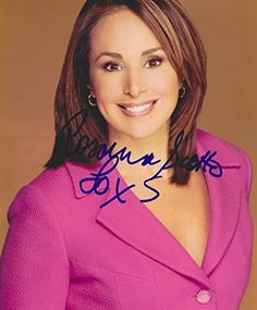 Rosanna Scotto Autographed Signed 8X10 Photo COA 'Good Day New York'