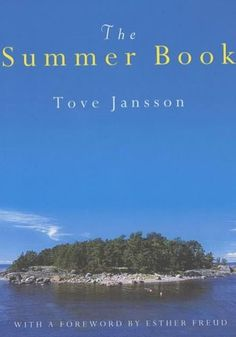 The Summer Book, Tove Jansson - a birthday present and can highly recommend