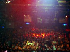 Desde el escenario (gracias Barna)