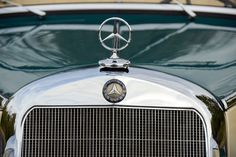 1940 Mercedes-Benz 230 Cabriolet B