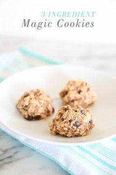 3 Ingredient Magic Cookies Recipe on Yummly