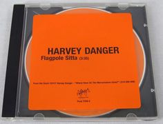 Harvey Danger 1998 Flagpole Sitta Promo Single CD Indie Rock Music Mega Rare NM #Rock1990sAlternativeIndie