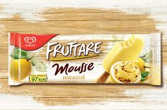 HEART BRAND - FRUTTARE MOUSSE by DesignAbsoluto ., via Behance