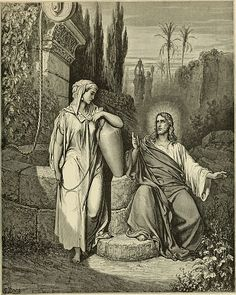 Vector rebuilds for print: Bible New Testament Gustave Doré:. Pictures Of Jesus Christ, Bible News, Heart Of Jesus, Selfie, Sacred Heart, New Testament, Christian Art, Images, Illustration