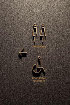 bespoke hotel shinsaibashi – artless Inc. | news & archives Bar Interior Design, Signage Design, Logo Design, Hotel Signage, Wayfinding Signage, Hotel Branding, Branding Agency, Environmental Graphic Design, Environmental Graphics