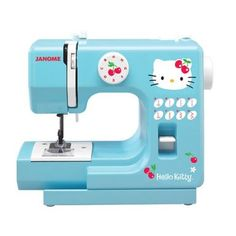 /// hello kitty sewing machine