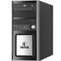 Computer Terra PC Home 4000, AMD A6-5400K 8GB RAM 1TB HDD Radeon 7540, Windows10