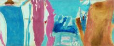 Helen Frankenthaler, 'Open Wall,' 1953, Helen Frankenthaler Foundation
