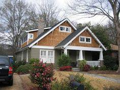 Cedar Shake Siding Home Pictures | cedar shake exteriors more contemporary version of cedar shake via ...
