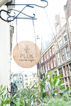 Each restaurant has a brand.Great, powerful, and effective restaurant branding is all about marrying your marketing with your operations. Amsterdam Cafe, Amsterdam Shopping, Amsterdam Travel, Restaurant Signs, Restaurant Branding, Branding And Packaging, Signage Design, Menu Design, Design Design
