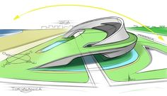 davide mezzasalma - interiors & furniture design - Waterfront Rome