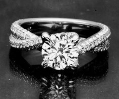 Absolutely gorgeous! But if you have your dream man, the ring doesn't matter.