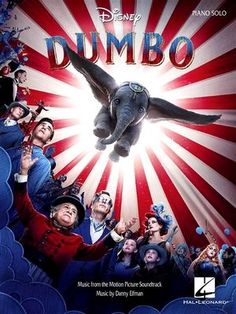 "Read ""Dumbo Songbook Music from the Motion Picture Soundtrack"" by Danny Elfman available from Rakuten Kobo. This souvenir folio features 13 pieces from Danny Elfman's acclaimed score for the live action Disney Dumbo, Disney Live, Danny Devito, Michael Keaton, Colin Farrell, Dumbo Movie, Movie Tv, Epic Fail Pictures, Disney Pictures"