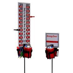 Cornhole Drink Cup Holder Scoreboard ScoreTower COMBO | Sporting Goods, Outdoor Sports, Backyard Games | eBay!