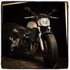 My 1st bike I bought. Suzuki GSR 600