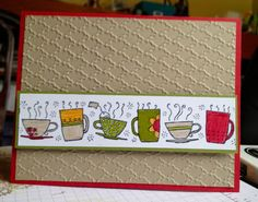 Stampin' Sweetly: Colour Q - Blast From the Past