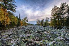 O Grande Rio de Pedras na Rússia 12