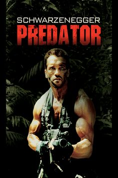 arnold schwarzenegger movies | Download the Predator Poster in High Resolution
