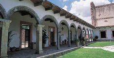 La Hacienda de San Blás, en Aguascalientes.
