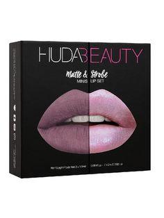 8 Popular Huda Beauty Matte Strobe Lip Set Images в 2019 г