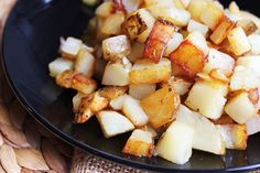 Simple Skillet Breakfast Potatoes