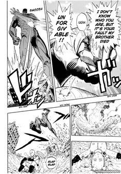 One Punch Man Manga Eden