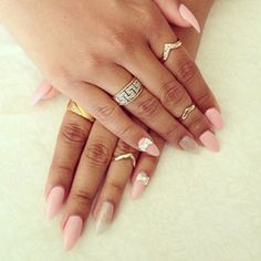Manicure inspiration - Girl