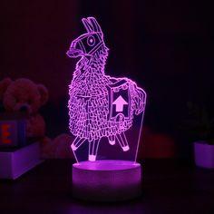Loot Llama LED Night Lamp Led Night Light, Light Led, Night Lights, Lamp