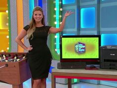 Amber Lancaster- The Price Is Right (11/2/2015) ♥