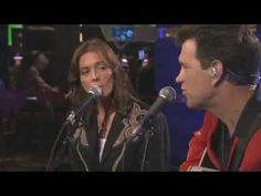 'Love Me Tender' sung by duo Brandi Carlile and Chris Issac.  Great Performance...never tire of watching and listening.