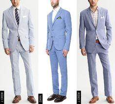 men's light blue suit wedding - Google Search