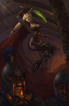 Blood Elf Rogue #LynxMB
