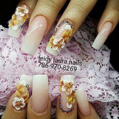 Leidy laura#nailart# nails #beauty# pasión # bellas #nails #nail #fashion #style #TagsForLikes #cute #beauty #beautiful #instagood #pretty #girl #girls #stylish #sparkles #styles #gliter #nailart #art #opi #photooftheday #essie #unhas #preto #branco #rosa #love #shiny #polish #nailpolish #nailswag