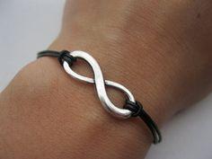Infinity Bracelet ...Love it <3