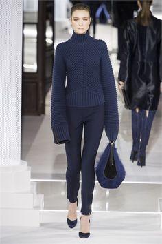 Sfilata Vionnet Paris - Collezioni Autunno Inverno 2013-14 - Vogue