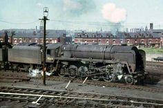 BR standard class 9F  2-10-0
