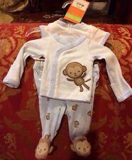Newborn monkey outfit