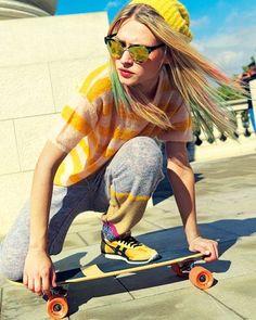 Skater Girl Style!!!