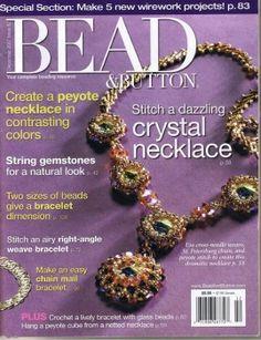 BEAD & BUTTON №82 DECEMBER 2007