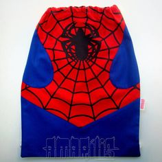 Sewing Projects For Kids, Sewing For Kids, Happy Birthday Spiderman, Superhero Favors, Festa Monster High, Creative Bag, Felt Purse, 10th Birthday Parties, Operation Christmas Child