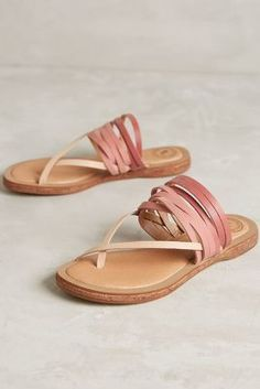 Gee Wawa Meadow Sandals Light Pink  Sandals #anthrofave