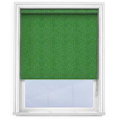 Decorshade Colourwash Green Roller Blind