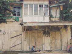 Semarang old cafetaria