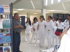 Alumnos de nuevo ingreso, de la Dra. Ma. de Lourdes Garrido