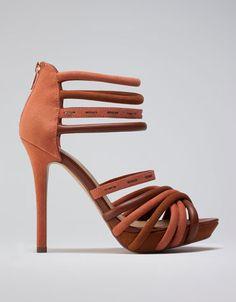 Bershka Women Shoes 2012-2013