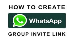 How to Create a WhatsApp Group Invite Link Girl Number For Friendship, Whatsapp Group, 18th, Invitations, Ads, Reading, Create, Link, Word Reading