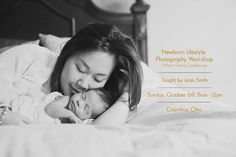 Win a FREE Lifestyle Newborn Photography Workshop seat from Jean Smith Photography and iHeartFaces.com. Must enter by July 8th!