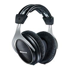 Enter to #Win a pair of Shure Premium Closed-Back Studio Headphones #Giveaway!